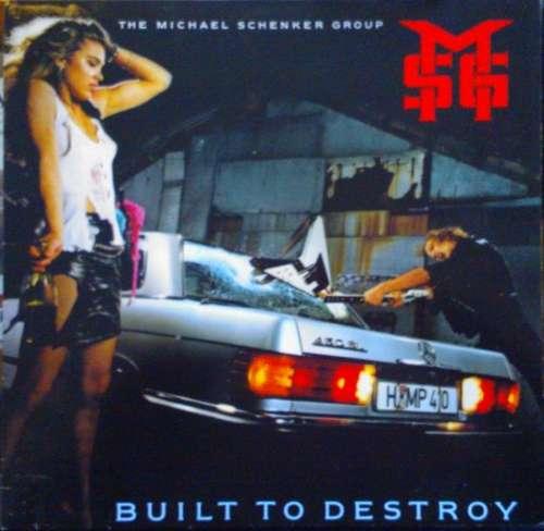 Bild The Michael Schenker Group - Built To Destroy (LP, Album) Schallplatten Ankauf
