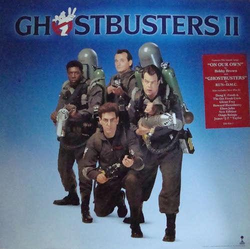 Cover Various - Ghostbusters II (LP, Comp) Schallplatten Ankauf