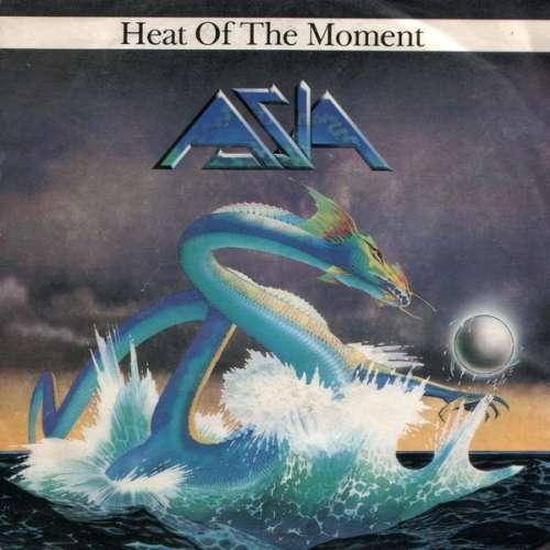 Bild Asia (2) - Heat Of The Moment (7, Single) Schallplatten Ankauf