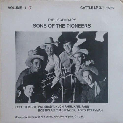 Bild The Sons Of The Pioneers - The Legendary Sons Of The Pioneers Volume 2 (LP, Album, Mono) Schallplatten Ankauf