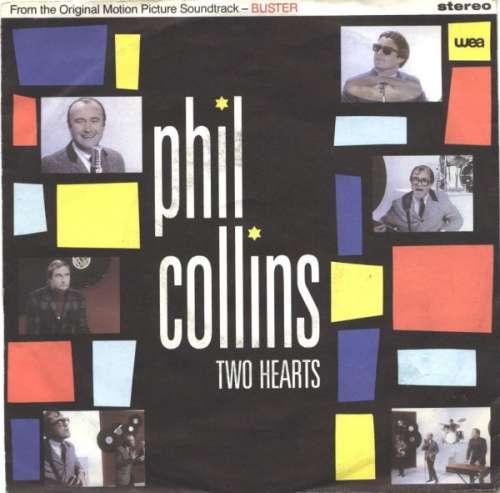 Bild Phil Collins - Two Hearts (7, Single) Schallplatten Ankauf