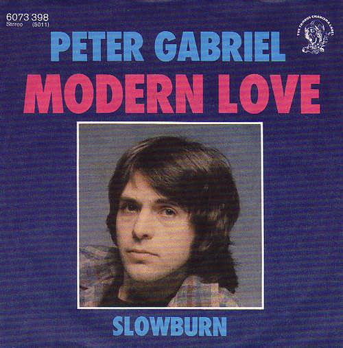 Bild Peter Gabriel - Modern Love (7, Single) Schallplatten Ankauf
