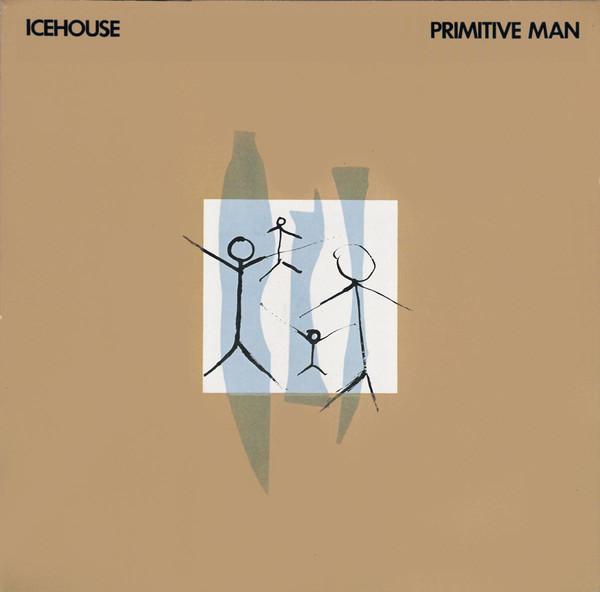 Cover Icehouse - Primitive Man (LP, Album) Schallplatten Ankauf