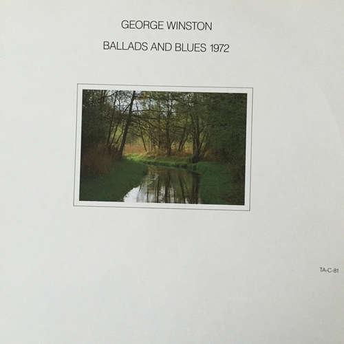 Bild George Winston - Ballads And Blues 1972 - Piano Solos (LP, Album) Schallplatten Ankauf