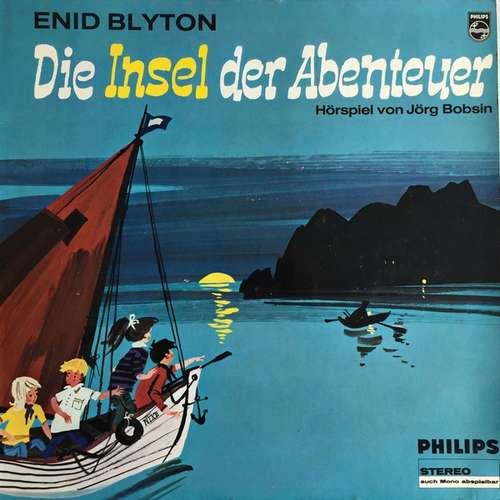 Bild Enid Blyton - Die Insel Der Abenteuer (LP) Schallplatten Ankauf