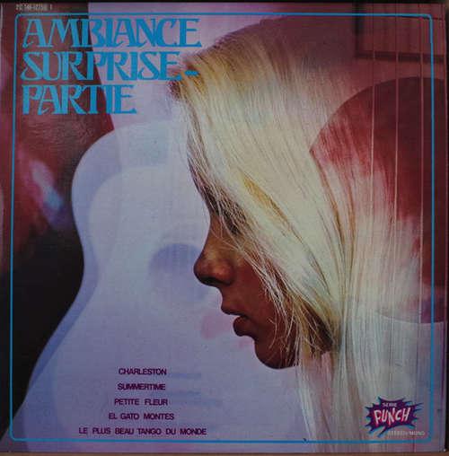 Cover Various - Ambiance Surprise-Partie (2xLP, Comp, Gat) Schallplatten Ankauf