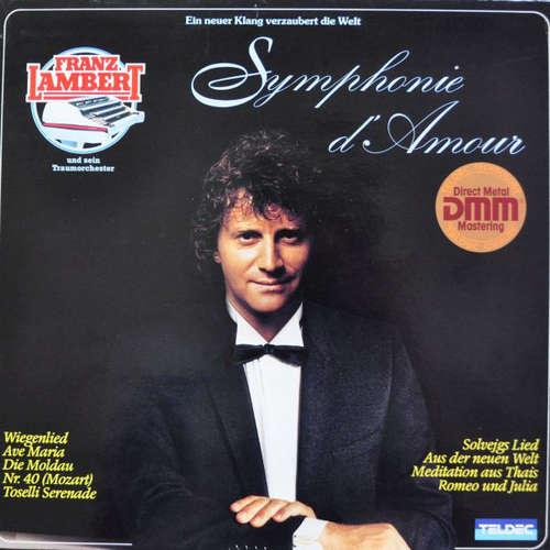 Bild Franz Lambert Und Sein Traumorchester - Symphonie D'Amour (LP) Schallplatten Ankauf