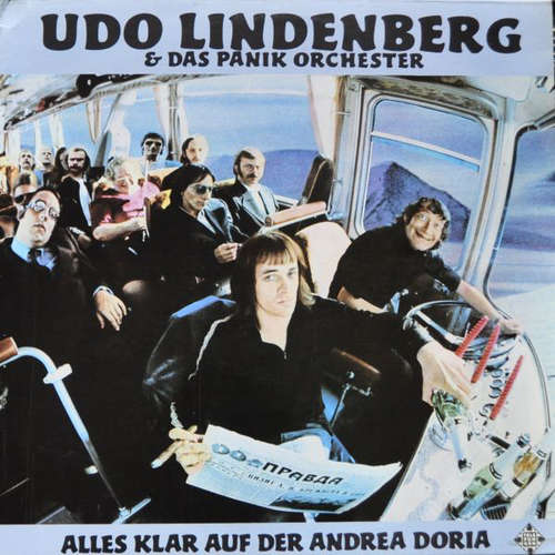 Bild Udo Lindenberg & Das Panikorchester* - Alles Klar Auf Der Andrea Doria (LP, Album, RE) Schallplatten Ankauf