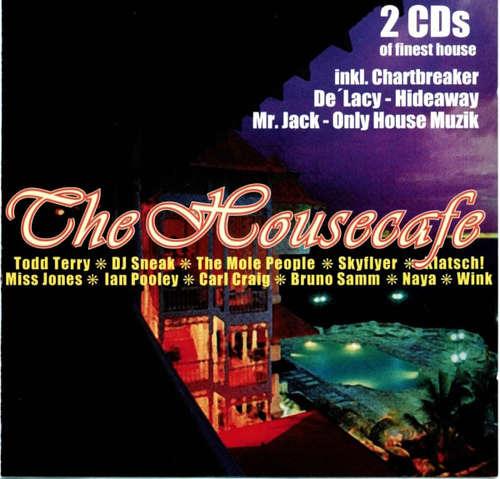 Cover Various - The Housecafe (2xCD, Comp) Schallplatten Ankauf