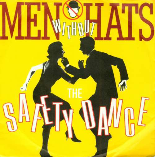 Cover zu Men Without Hats - The Safety Dance (7, Single) Schallplatten Ankauf