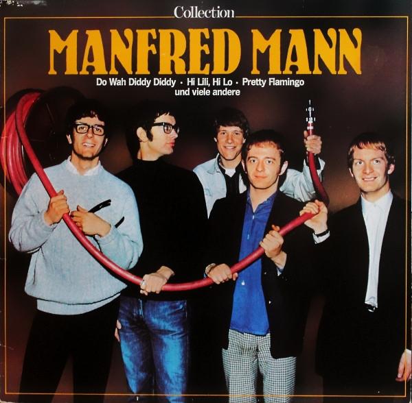Bild Manfred Mann - Collection: Manfred Mann (LP, Comp, EEC) Schallplatten Ankauf