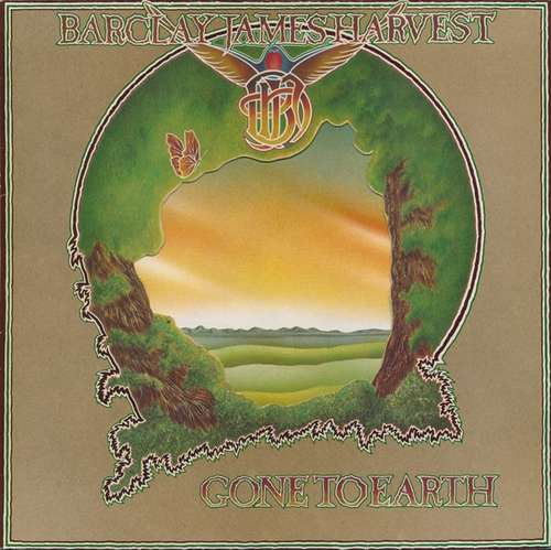 Cover zu Barclay James Harvest - Gone To Earth (LP, Album) Schallplatten Ankauf