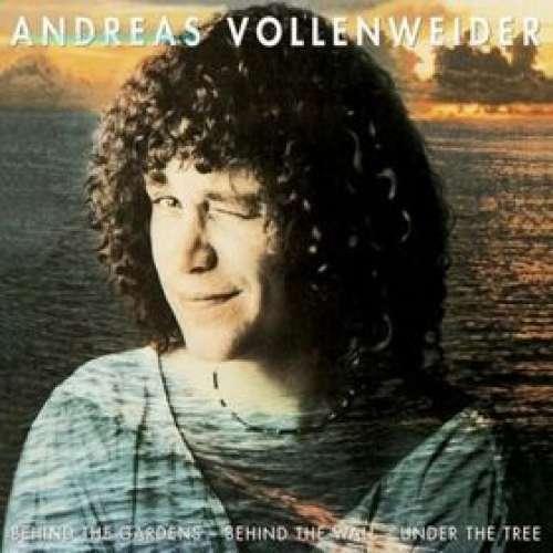 Cover Andreas Vollenweider - ...Behind The Gardens - Behind The Wall - Under The Tree... (LP, Album) Schallplatten Ankauf