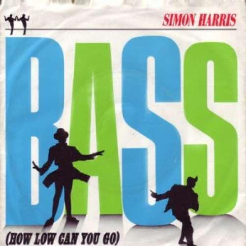 Bild Simon Harris - Bass (How Low Can You Go) (7, Single) Schallplatten Ankauf
