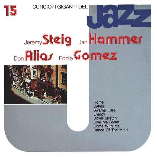 Cover Jeremy Steig / Jan Hammer / Don Alias / Eddie Gomez - I Giganti Del Jazz Vol. 15 (LP, Album, RE) Schallplatten Ankauf