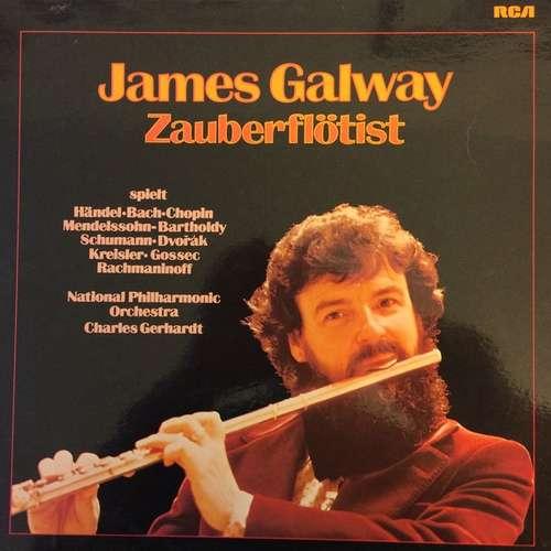 Bild James Galway - Zauberflötist (LP) Schallplatten Ankauf