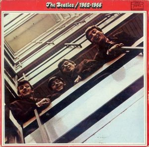 Cover The Beatles - 1962-1966 (2xLP, Comp, RE) Schallplatten Ankauf