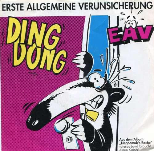 Bild Erste Allgemeine Verunsicherung* - Ding Dong (7, Single) Schallplatten Ankauf