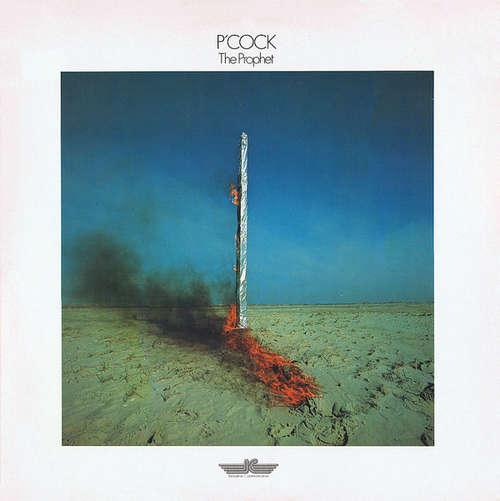 Cover zu P'cock - The Prophet (LP, Album, RP) Schallplatten Ankauf