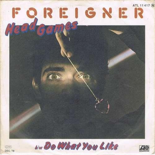 Bild Foreigner - Head Games (7, Single) Schallplatten Ankauf