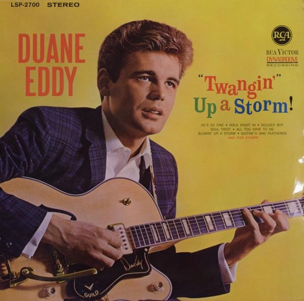Bild Duane Eddy - Twangin' Up A Storm! (LP, Album) Schallplatten Ankauf