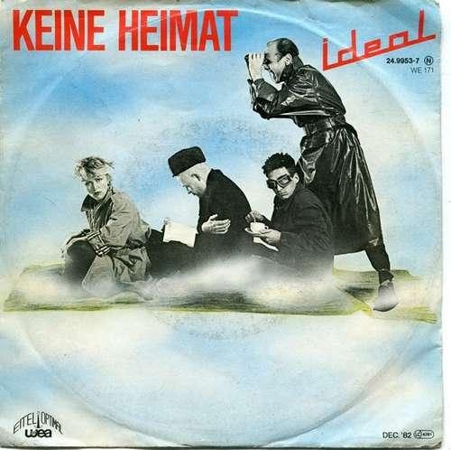 Cover Ideal (3) - Keine Heimat (7, Single) Schallplatten Ankauf