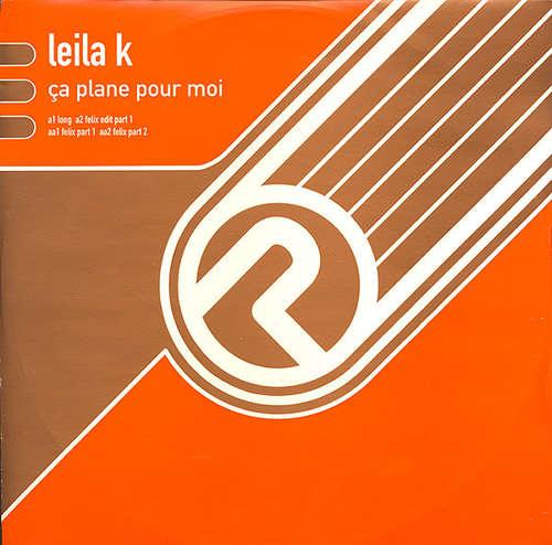 Bild Leila K - Ça Plane Pour Moi (12) Schallplatten Ankauf