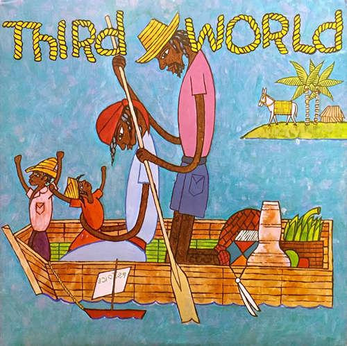 Cover Third World - Journey To Addis (LP, Album, Win) Schallplatten Ankauf