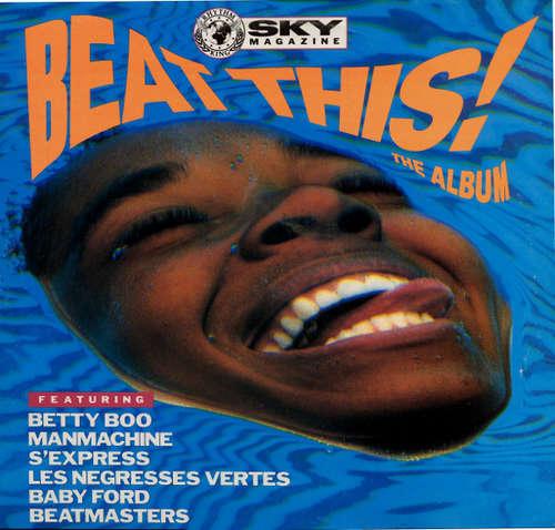 Cover Various - Beat This! The Album (LP, Comp) Schallplatten Ankauf