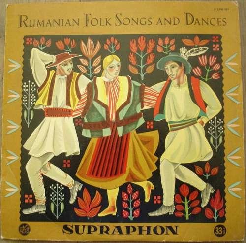 Bild Barbu Lautaru Popular Ensemble* , Conductors: Nicu Stanescu* And Ionel Budisteanu* - Rumanian Folk Songs And Dances (10, Mono) Schallplatten Ankauf