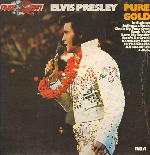 Cover Elvis Presley - Pure Gold (LP, Comp) Schallplatten Ankauf
