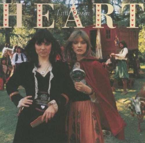 Cover zu Heart - Little Queen (LP, Album) Schallplatten Ankauf