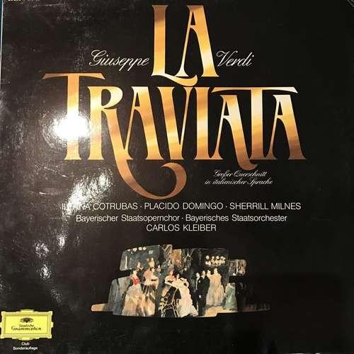 Bild Giuseppe Verdi - La Traviata - Grosser Querschnitt in italienischer Sprache (LP, Album, Club) Schallplatten Ankauf