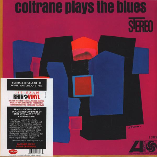 Cover John Coltrane - Coltrane Plays The Blues (LP, Album, RE, 180) Schallplatten Ankauf