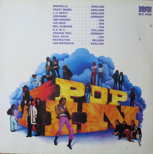 Cover Various - Pop In (2xLP, Comp, Promo) Schallplatten Ankauf