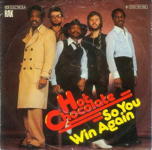 Bild Hot Chocolate - So You Win Again (7, Single) Schallplatten Ankauf