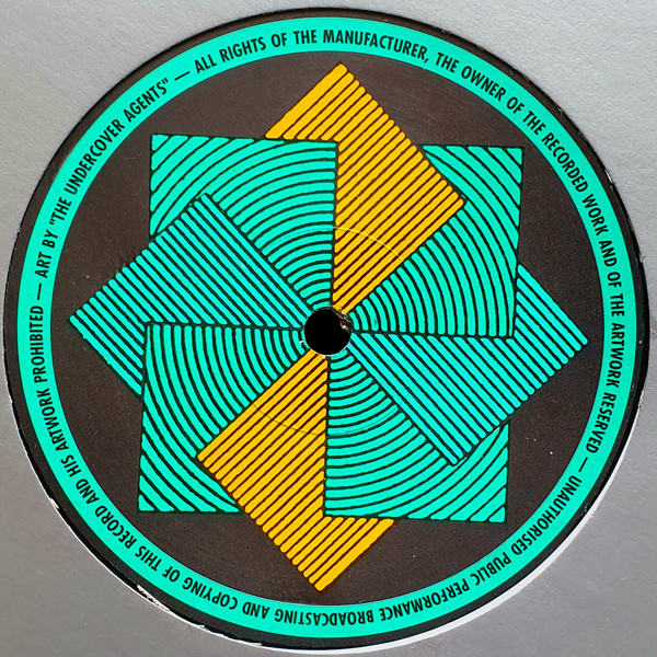 Cover English Muffin / Crowd Control - Industrial Strength Sampler (12, Smplr) Schallplatten Ankauf