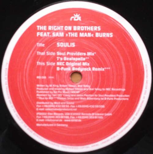 Bild The Right On Brothers - Soulis (12) Schallplatten Ankauf