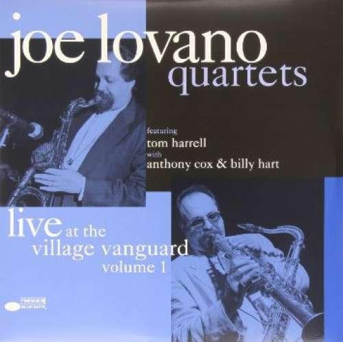Cover Joe Lovano - Quartets: Live At The Village Vanguard Volume 1 (2xLP, Album, RE, RM) Schallplatten Ankauf