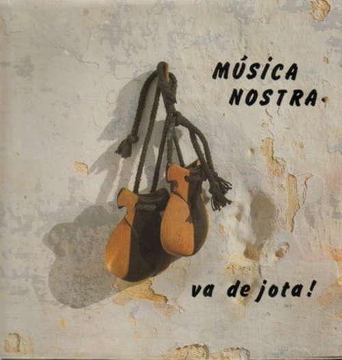Cover Música Nostra - Va De Jota! (LP, Album) Schallplatten Ankauf