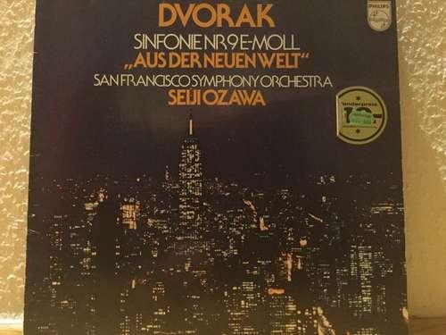 Bild Antonín Dvořák, The San Francisco Symphony Orchestra, Seiji Ozawa - Sinfonie Nr. 9 E-Moll Aus Der Neuen Welt (LP, Album) Schallplatten Ankauf