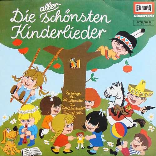 Bild Der Knabenchor Des Norddeutschen Rundfunks - Die Allerschönsten Kinderlieder (LP, RP) Schallplatten Ankauf