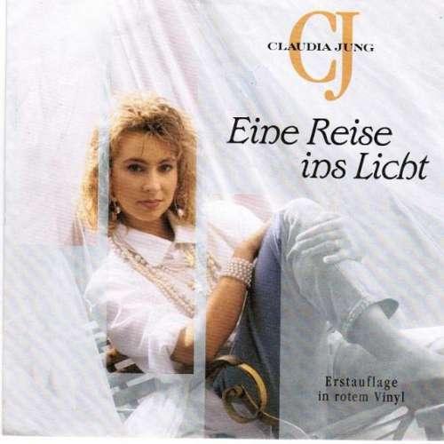 Cover Claudia Jung - Eine Reise Ins Licht (7, Single, Red) Schallplatten Ankauf