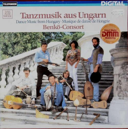 Bild Benkö Consort* - Tanzmusik Aus Ungarn (LP) Schallplatten Ankauf
