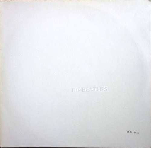 Cover The Beatles - The Beatles (2xLP, Album, Num) Schallplatten Ankauf