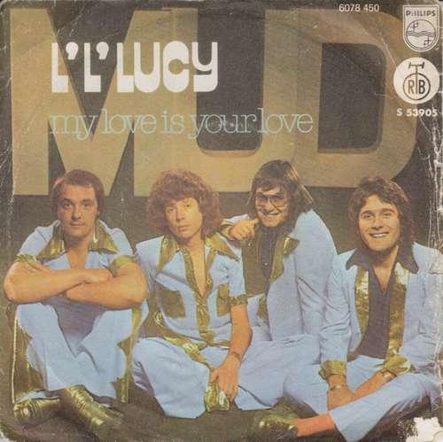 Bild Mud - L' L' Lucy (7, Single) Schallplatten Ankauf
