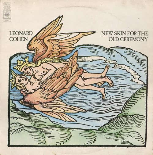 Cover zu Leonard Cohen - New Skin For The Old Ceremony (LP, Album) Schallplatten Ankauf