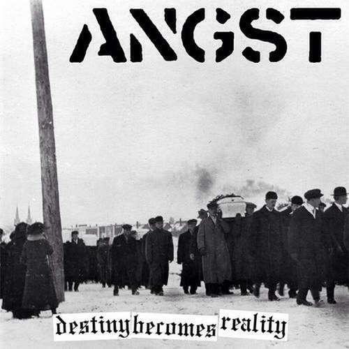 Bild Angst (15) - Destiny Becomes Reality (7, Bla) Schallplatten Ankauf