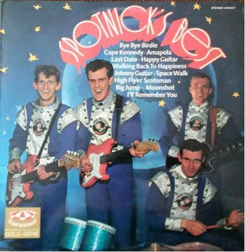 Bild The Spotnicks - Spotnick's Best (LP, Comp) Schallplatten Ankauf