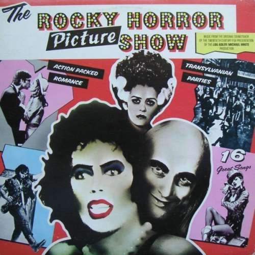 Cover The Rocky Horror Picture Show - The Rocky Horror Picture Show - Original Sound Track (LP, RE) Schallplatten Ankauf